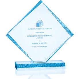 Promotional Diamond Ice Award