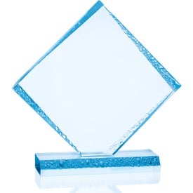 Diamond Ice Award Imprinted with Your Logo
