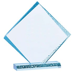 "Diamond Ice Award (10"" x 9.75"" x 2"")"