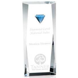 Diamond Tower Award for Your Organization