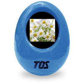 Digital Photo Frame - Egg Shape for Customization