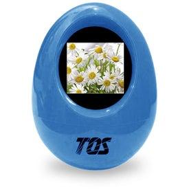 Digital Photo Frame - Egg Shape for Customization