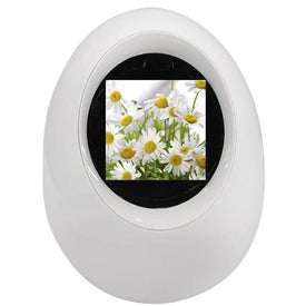 Digital Photo Frame - Egg Shape for Promotion