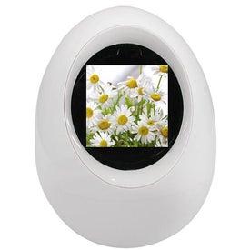 Digital Photo Frame - Egg Shape for Promotion