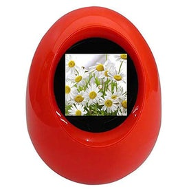 Advertising Digital Photo Frame - Egg Shape