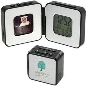 Digital Frame Travel Alarm Clock