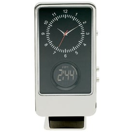 Diodoro Dual Time Clock Branded with Your Logo