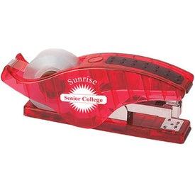 Dolphin Stapler and Tape Dispenser