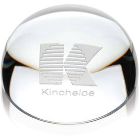 Customized Dome Paperweight