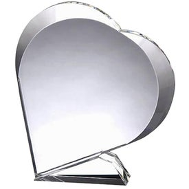 Donor Heart Crystal Award