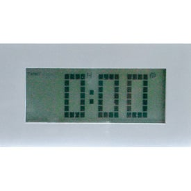 Dot Matrix Multi Function Alarm Clock for Promotion