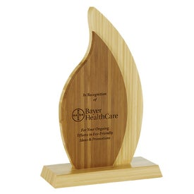Double Flame Bamboo Award