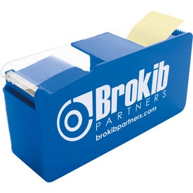 Double Memo Tape Dispenser