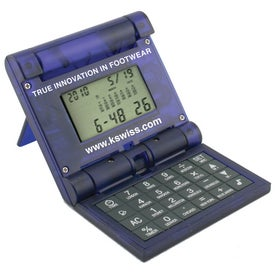 Double Flipper Calculator And World Time Clock for Customization