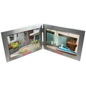 """Dual Photo Frame (4"""" x 6"""")"""