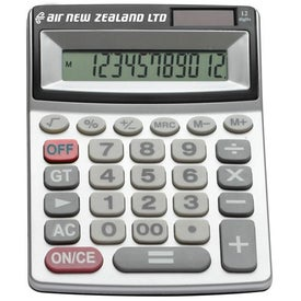Customized Dual Screen Desktop Calculator