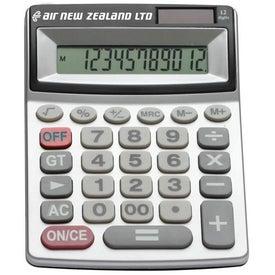 Customized Dual Screen Desktop Calculator