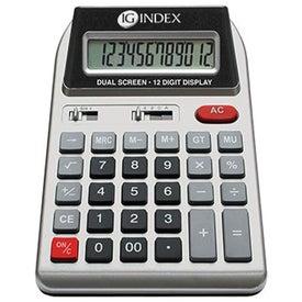 Dual Screen Desktop Calculator for Customization