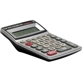 Customized Dual Power Desktop Calculator