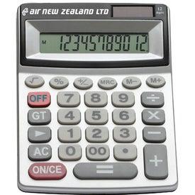 Dual Power Desktop Calculator for your School