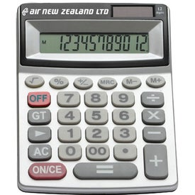 Dual Power Desktop Calculator