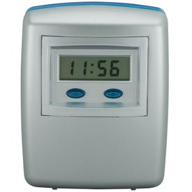 Personalized Eau Water Powered Clock