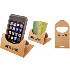 Branded Eco Phone Holder