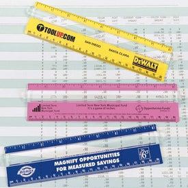 """Custom 8"""" Measureview Ruler"""