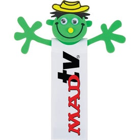 Customized Elroy Bookmark