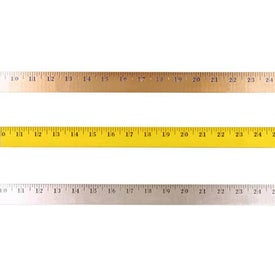 Enamel Finish Yardstick for Marketing