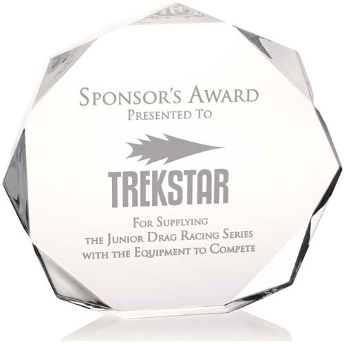 Clear Enterprise Octagon Award