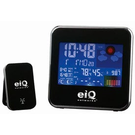 Equinox Wireless Weather Station With Color Display