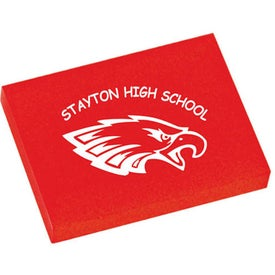 Promotional School Eraser