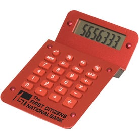 Execu-Mate Calculator Imprinted with Your Logo