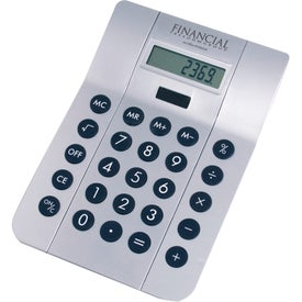 Large Button Executive Desktop Calculator