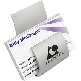 Branded Executive Business Card Holder