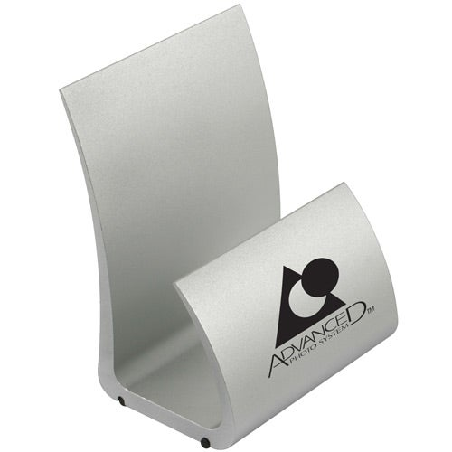Silver Executive Business Card Holder For Your School
