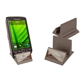 Executive Cell Phone Stand with Your Logo