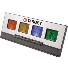 Executive Desktop Alarm Clock Giveaways