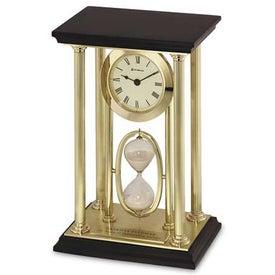 Executive Duet Clock
