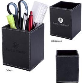 Executive Pen & Pencil Cup