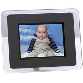 "Logo Expressions 3.5"" Digital Photo Frame"