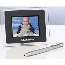 "Expressions 3.5"" Digital Photo Frame"