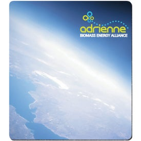 "Firm Surface Mouse Pad (7-1/2"" x 8-1/2"")"