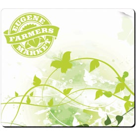 "Fabric Surface Mouse Pad (7-1/2"" x 8-1/2"")"