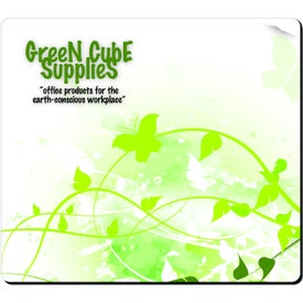 Company Fabric Surface Mouse Pad