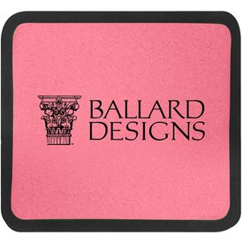 Personalized Felt Coaster