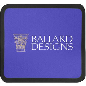 Felt Coaster Imprinted with Your Logo