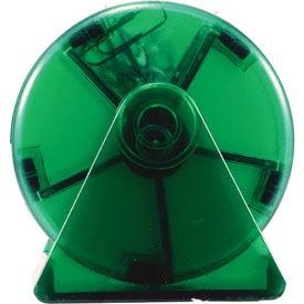 Personalized Ferris Wheel Clip Dispenser