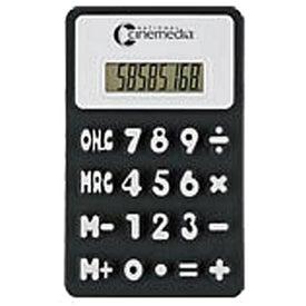 Flexible 'Press-Me' Colorful Calculator